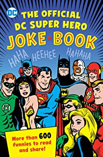 The Official DC Super Hero Joke Book (20) (DC Super Heroes)