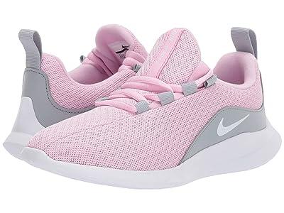 Nike Kids Viale (Big Kid) (Light Arctic Pink/White/Newsprint/Wolf Grey) Girls Shoes