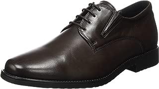 Men's Adam Brown Leather Dress Oxford 46M