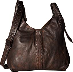 Frye - Samantha Studded Hobo