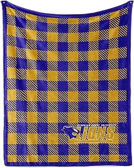 Official NCAA Georgian Court University Lions PPGCTU03 Mens//Womens Premium Triblend T-Shirt