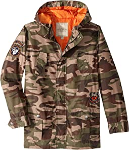 Utility Jacket Camo (Big Kids)