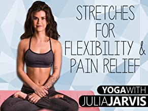 Stretches For Flexibility & Pain Relief With Julia Jarvis