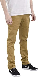 Volcom Frickin Reg Pnt -Denim and Chinos- Dark Khaki
