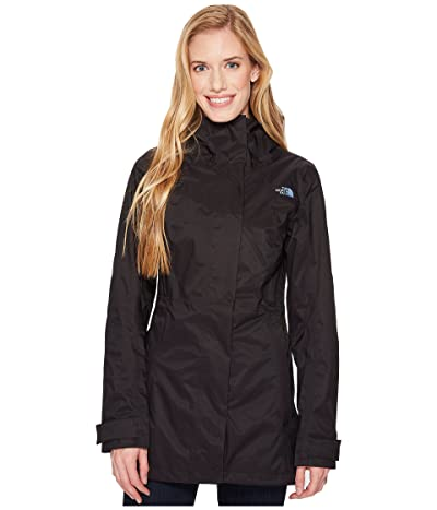 The North Face City Midi Trench (TNF Black) Women