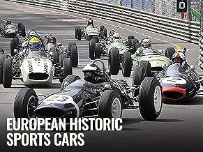 European Historic Sports Cars