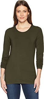 womens long sleeve tee shirts