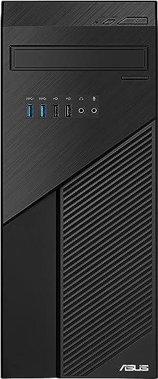 ASUS S425MC-A3200G0040 - Sobremesa de 20L (Ryzen 3 3200G, 8GB RAM, 512GB SSD, Sin Sistema Operativo) Negro - Teclado QWERTY español