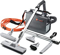 Hoover Commercial CH30000 Lightweight Canister Vacuum Cleaner with Attachments