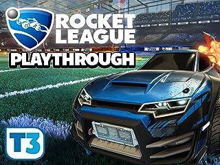 Clip: Rocket League Playthrough