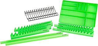 OEMTOOLS 22189 12 Piece Tool Organizer Set | Professional Mechanic Tool Chest Organizer | Drawer Dividers, Parts Trays, Ma...