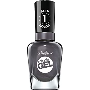 Sally Hansen Miracle Gel Nail Polish, 839 Stilettos & Studs, Pack of 1