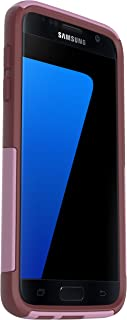OtterBox COMMUTER SERIES Case for Samsung Galaxy S7 - Retail Packaging - MAUVE WAY (MAUVE PINK/MERLOT PURPLE)