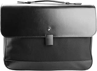 Montblanc 114840 Nightflight Briefcase Single Gusset Bag
