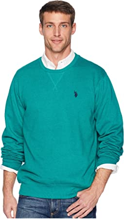 Pop Over Crew Neck Fleece