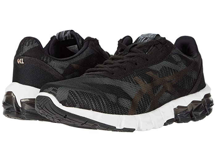ASICS  GEL-Quantum 90 2 (Black/Rose Gold) Womens Running Shoes