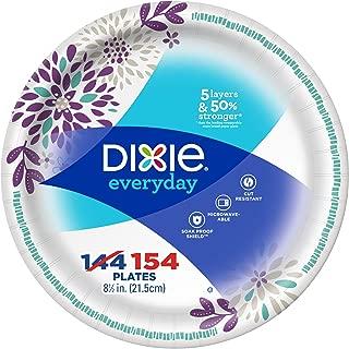 Dixie Everyday Paper Plates, 8 1/2