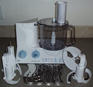 Braun K600 CombiMax Food Processor (220V)