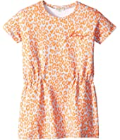 Kenzo Kids - All Over Printed Summer Dress (Toddler/Little Kids)
