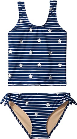 Stars N Stripes Tankini Set (Toddler/Little Kids/Big Kids)
