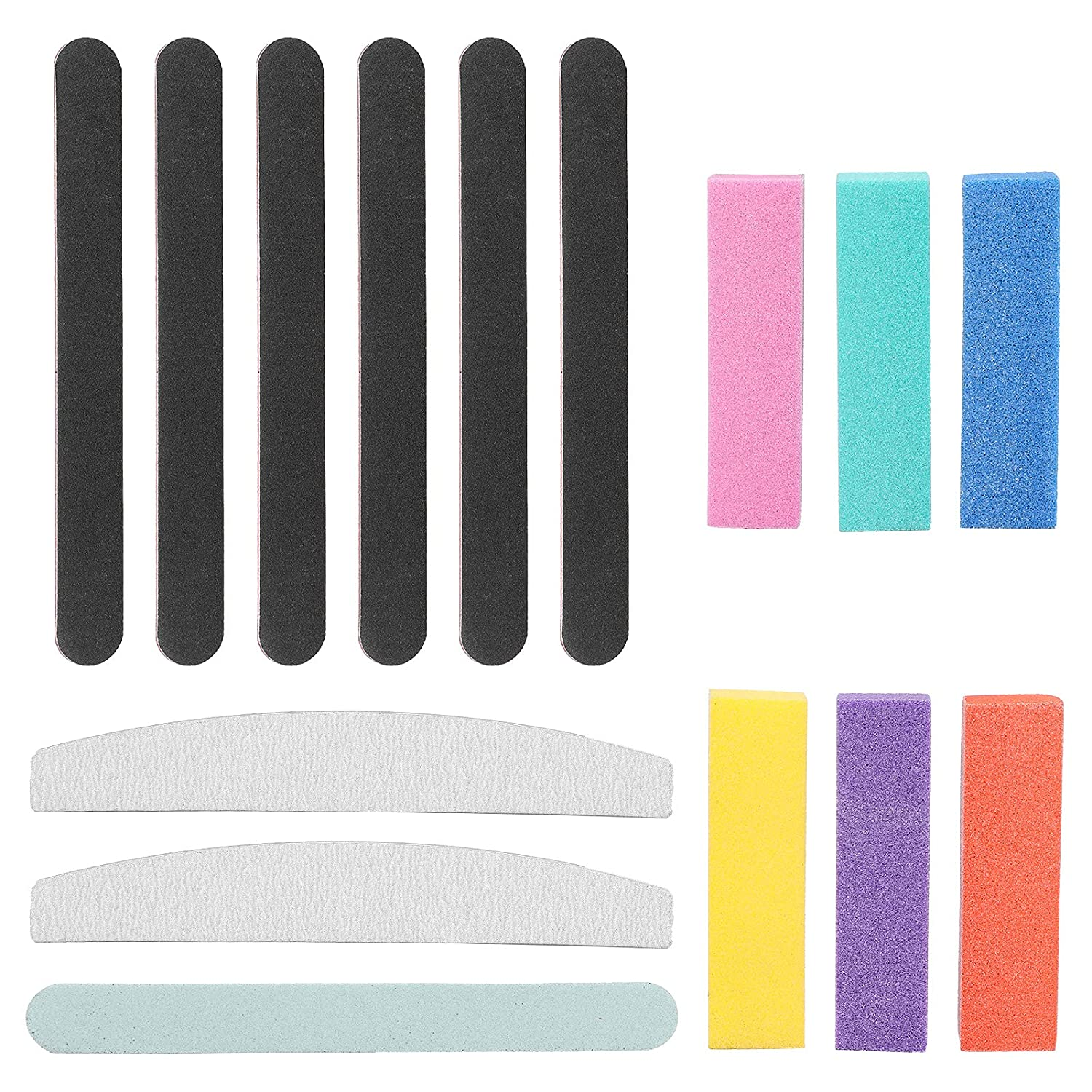 Emery Boards OFFicial site Nail File Max 41% OFF High Strong Elasticity for Art