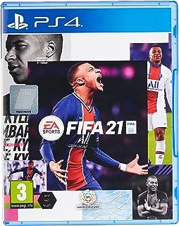 FIFA 21 (PS4) (輸入版)