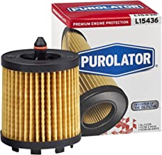 Purolator L15436 Red Single Premium Engine Protection Cartridge Oil Filter