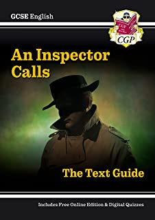 New GCSE English Text Guide - An Inspector Calls includes Online Edition & Quizzes