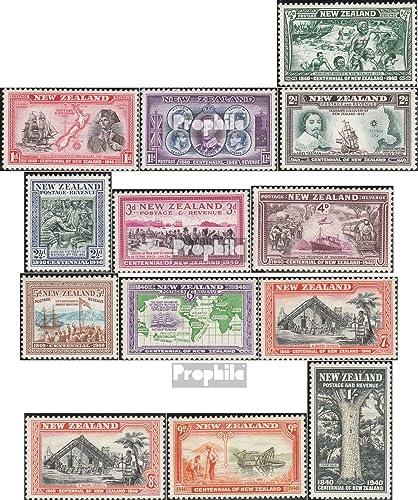 connotación de lujo discreta Prophila Collection Nueva Nueva Nueva Zelanda 253-265 (Completa.edición.) 1940 Centenario (Sellos para los coleccionistas) Marinegro  precios mas baratos