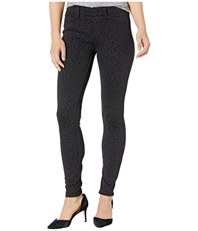 Liverpool Madonna Leggings in Cheetah Ponte Knit (Black Cheetah) Women