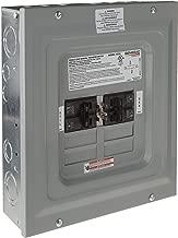 Generac 6333 60-Amp Single Load Double Pole Manual Transfer Switch for Portable Generators
