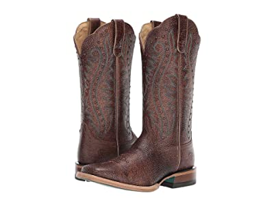 Ariat Montage (Adobe Crackle) Cowboy Boots