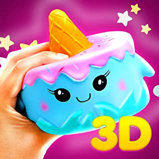 3D Squishy kawaii toy soft stress release games