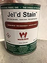 WOOD KOTE PRODUCTS INC 209-4 QT RD MAHGNY JEL FT. D STAIN 209-4