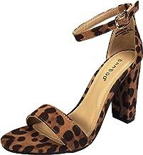 Best 3 inch leopard heels Reviews