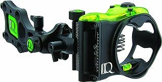 IQ Bowsights 5-Pin Micro Bowsight with Retina Lock Technology,Right Hand, Black