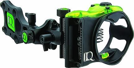 IQ Bowsights 5-Pin Micro Bowsight with Retina Lock Technology,Right Hand