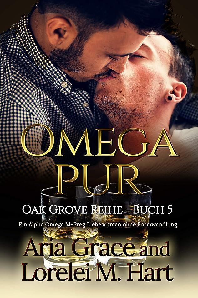 無駄狐マイナスOmega Pur: Ein Alpha Omega M-Preg Liebesroman ohne Formwandlung (Oak Grove Book 5) (English Edition)