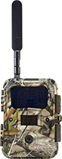 Ridgetec 4G LTE Cellular Security Camera | Trail Game Camera | Receive Wireless Video/Photos Lookout | USA: AT&T; Canada: All | Mobile App and Powerful Web Portal |12MP 100' Detection 80' Night