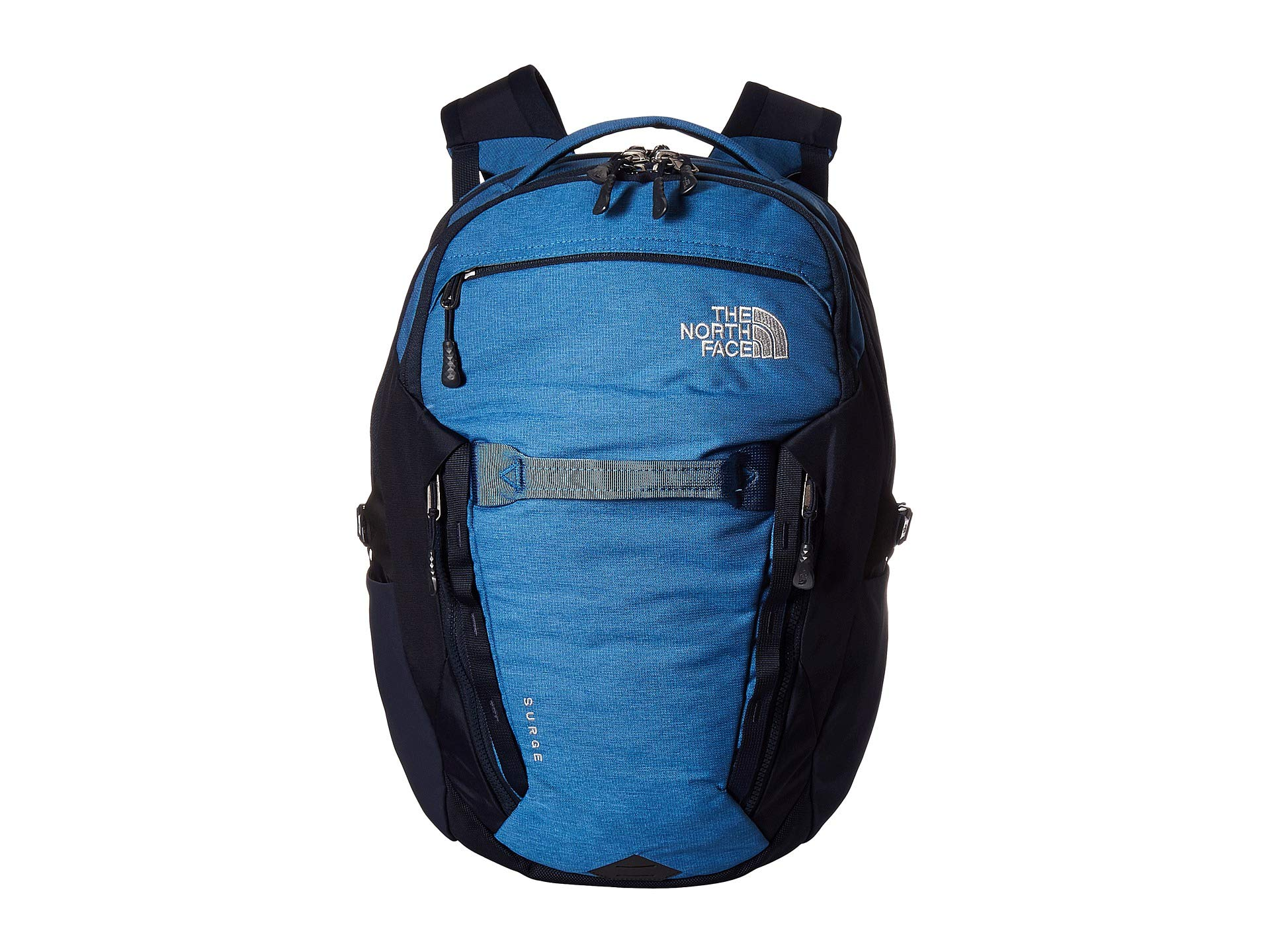 Surge Blue Dish The North Backpack urban Face Navy Light Heather wXIEvwqR