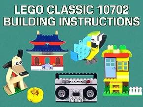 LEGO Classic 10702 Building Instructions