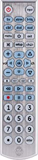 GE Big Button Backlit Universal Remote Control for Samsung, Vizio, Lg, Sony, Sharp, Roku,..