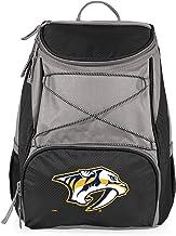 NHL Nashville Predators PTX Insulated Backpack Cooler, Black