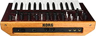 Korg Monologue Monophonic Analog Synthesizer with Presets-Red (MONOLOGUERD)