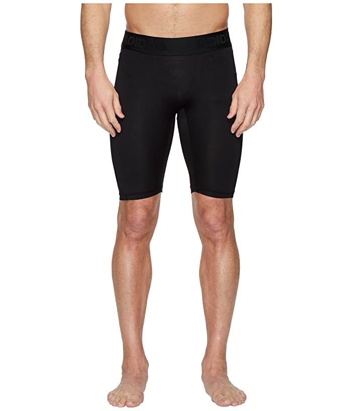 adidas Alphaskin Sport Tight Shorts (Black) Men