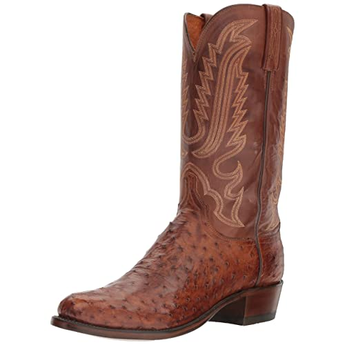 126d74f9d44 Lucchese Boots: Amazon.com
