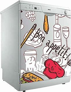 Vinilo para Lavavajillas Bon Appetit ¡ | Varias Medidas 50x48cm ...
