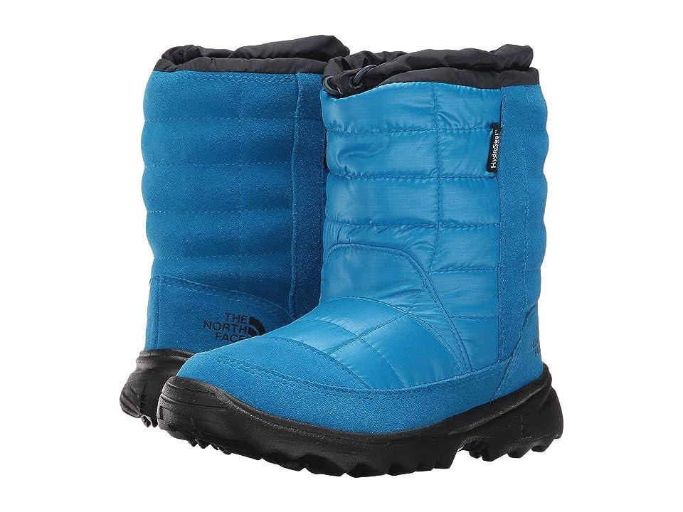 The North Face Kids Winter Camp Waterproof (Little Kid/Big Kid) (Blue Aster/Cosmic Blue (Prior Season)) Girls Shoes