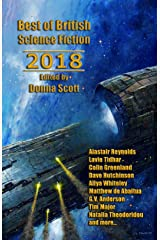 Best of British Science Fiction 2018 Kindle Edition