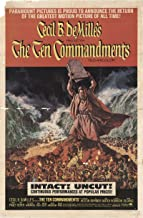 The Ten Commandments 1966 Authentic 27